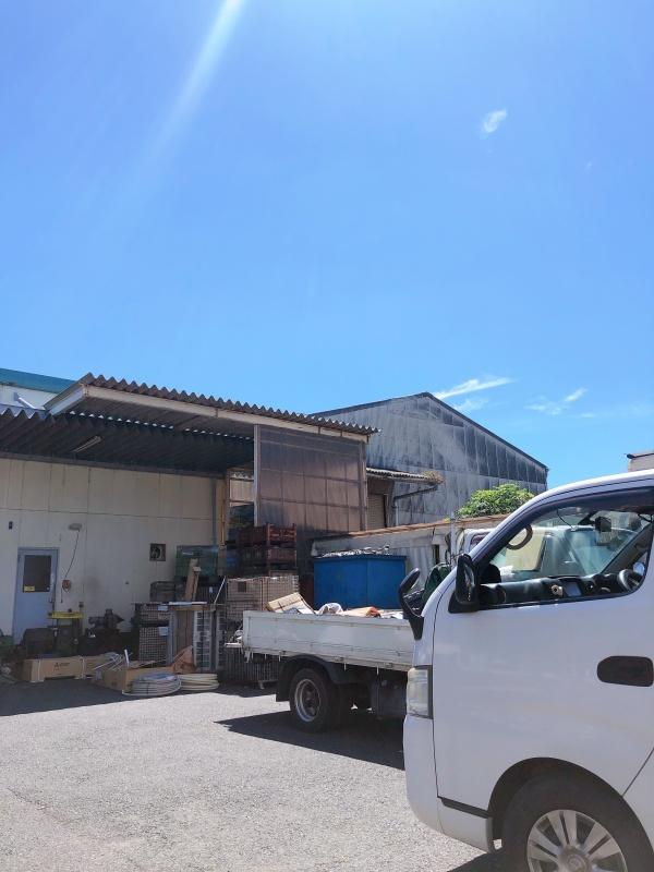 令和2年7月 工場全体にエアコンを完備しました